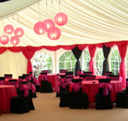 Party Marquee Hire